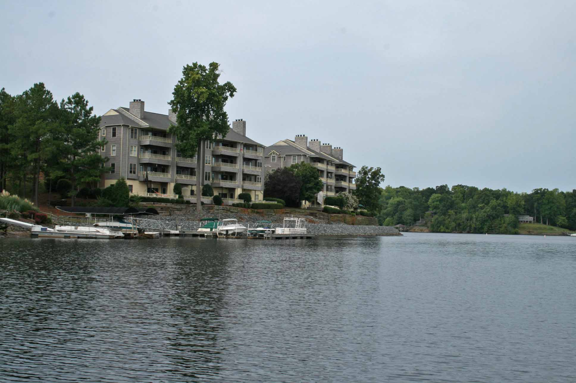 Lakefront Property In Charlotte Nc