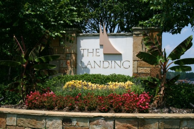 The Landing in Lake Wylie SC waterfront Lake Wylie real estate for sale