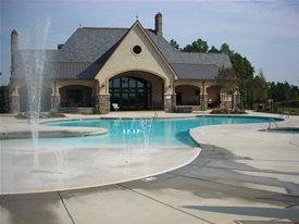 Reflection Pointe on Lake Wylie near Belmont NC with Lake Wylie waterfront real estate for sale