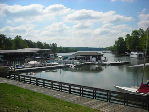 River Hills in Lake Wylie SC waterfront Lake Wylie real estate for sale