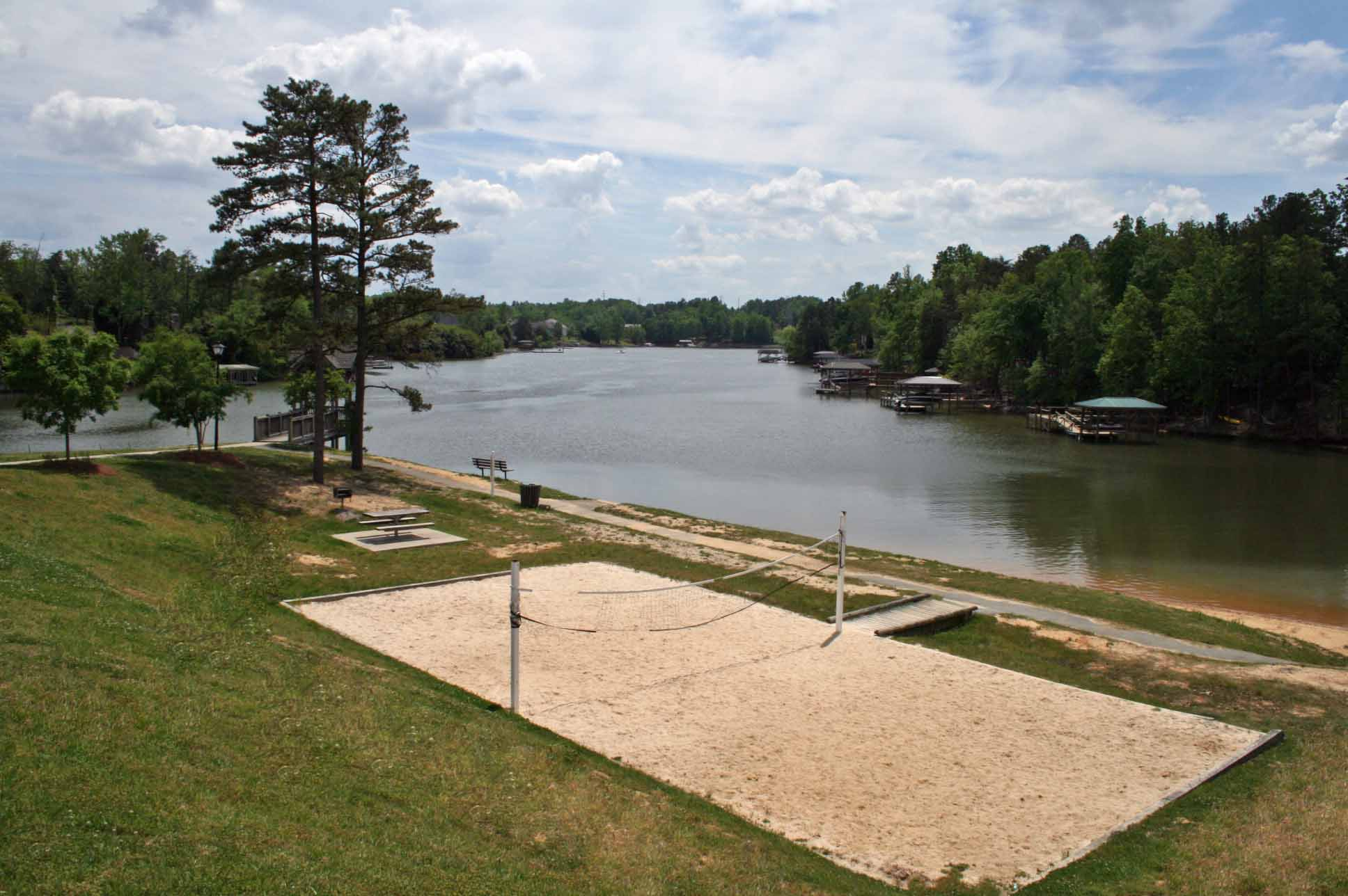 tega cay waterfront recreation