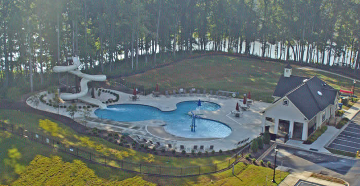 The Vineyards on Lake Wylie pool and water park