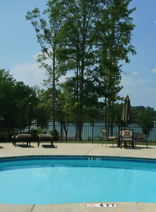 Water Edge on Lake Wylie in Rock Hill SC waterfront Lake Wylie real estate for sale